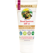 Badger Sunscreens 87ML