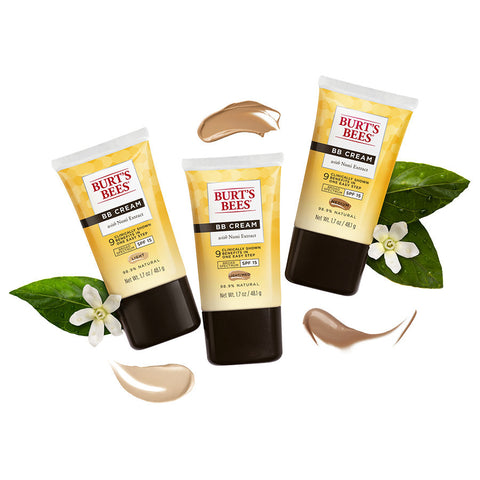 Burt's Bees BB Cream Light/Medium SPF 15