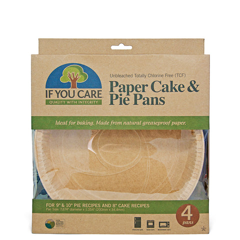 If You Care Paper Cake and Pie Pans 4