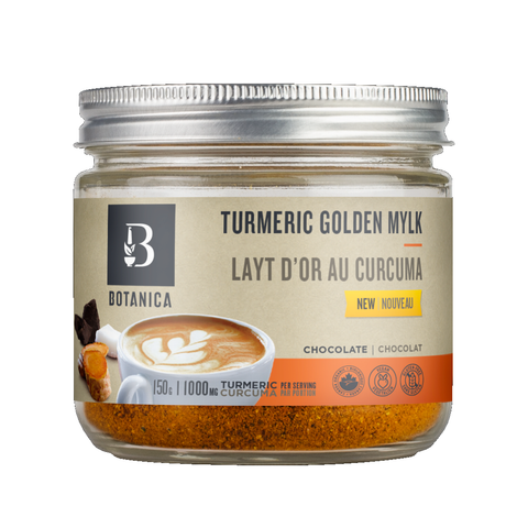 Botanica Chocolate Turmeric Golden Mylk 150g