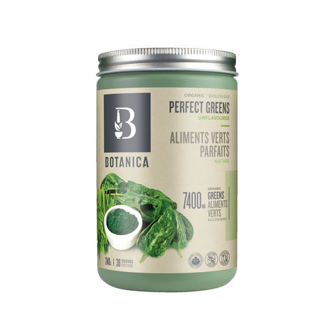 Botanica Perfect Greens unflavoured 216g