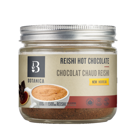 Botanica Reishi Hot Chocolate 106g