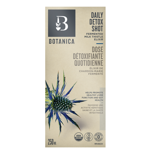 Botanica Fermented Milk Thistle 250ml