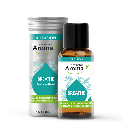 Le Comptoir Aroma Breathe Essential Oil Blend