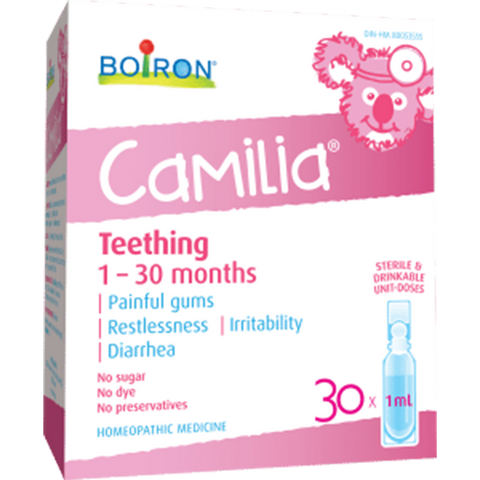 Boiron Camilia Teething Children 1 to 30 mths