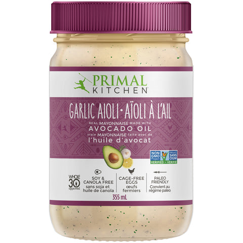 Garlic Aoili Mayo: Primal Kitchen