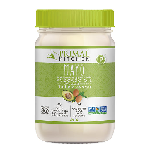 Avocado Oil Mayo: Primal Kitchen