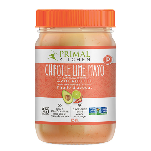 Chipotle Lime Mayo: Primal Kitchen