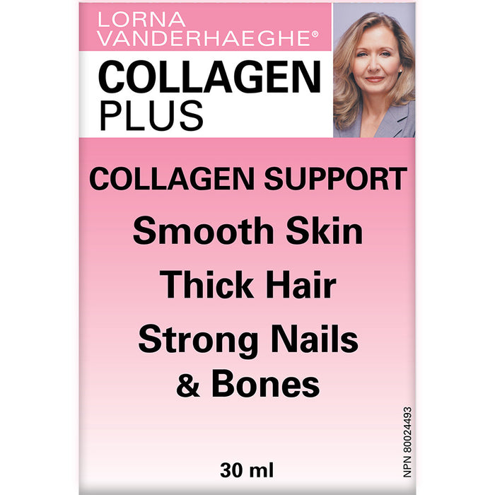 Lorna Vanderhaeghe Collagen Plus at the Natural Food Pantry