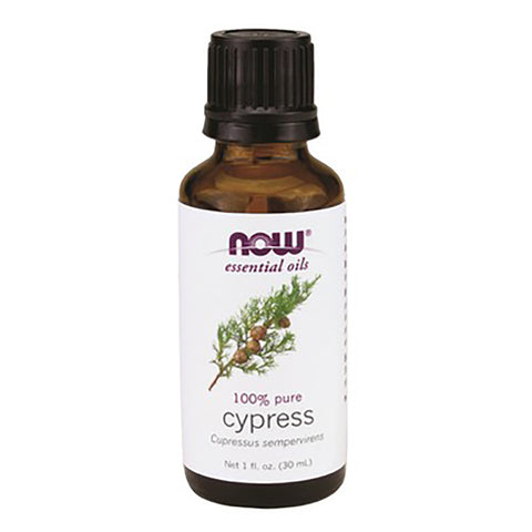 NOW Essential Oil Cypress 100% Pure 30ml