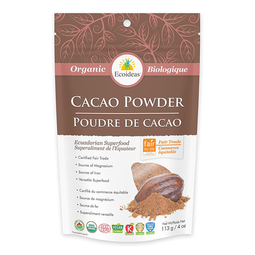 Ecoideas Cacao Powder 113g