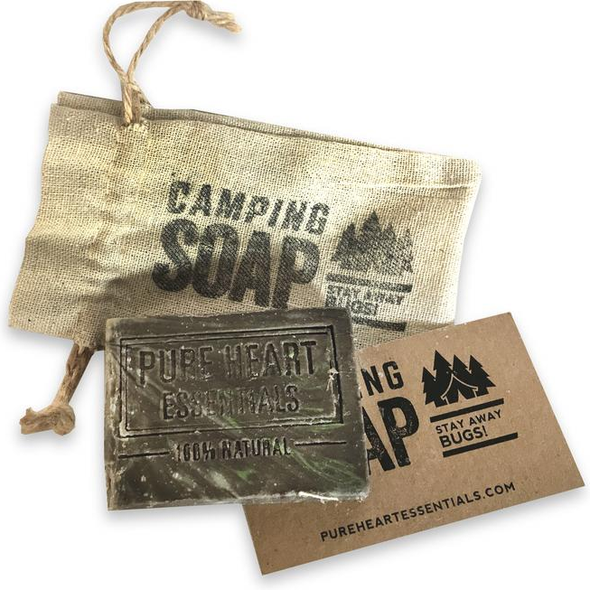 Pure Heart Essentials Camping Soap