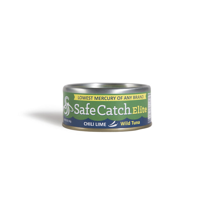 Safecatch Chili Lime Tuna