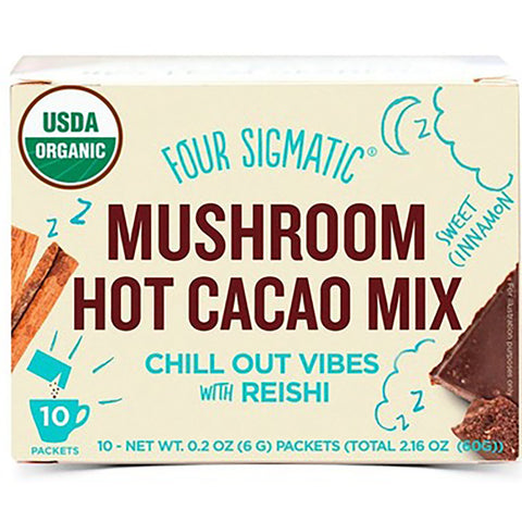 Four Sigmatic Chill Cacao with Reishi 10 pk