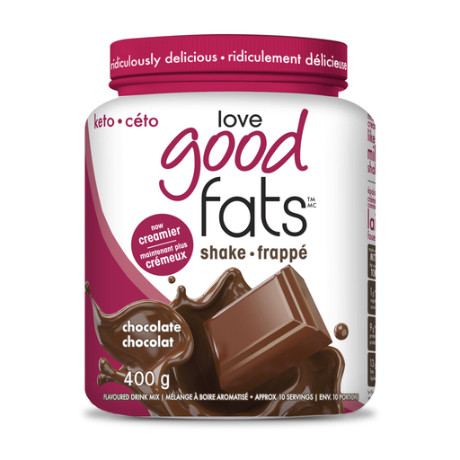 Love Good Fats Chocolate Protein Shake 400g
