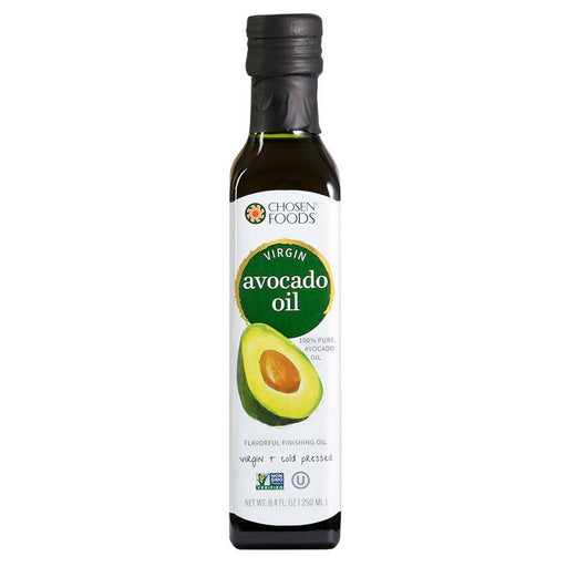 Chosen Foods Virgin Avocado Oil 250ml