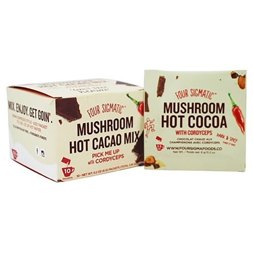 Four Sigmatic Revive Cordyceps with Cacao Single pk