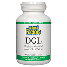 Natural Factors DGL