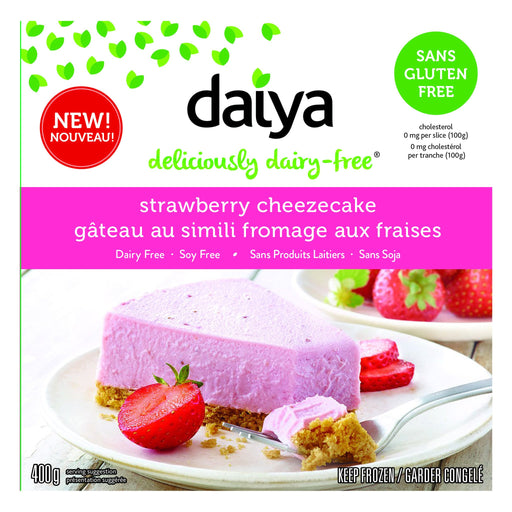 Daiya Cheezecake Strawberry 400g