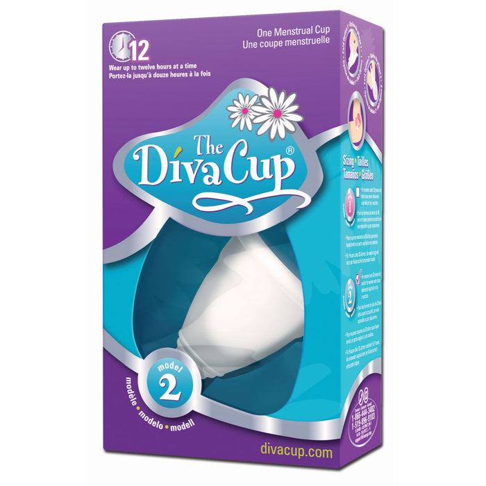 The Diva Cup Model 2: Over 30 yrs