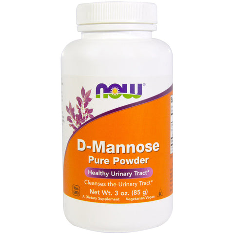 NOW D Mannose Powder 85g
