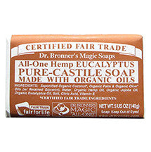 Dr Bronner's Bar Soap