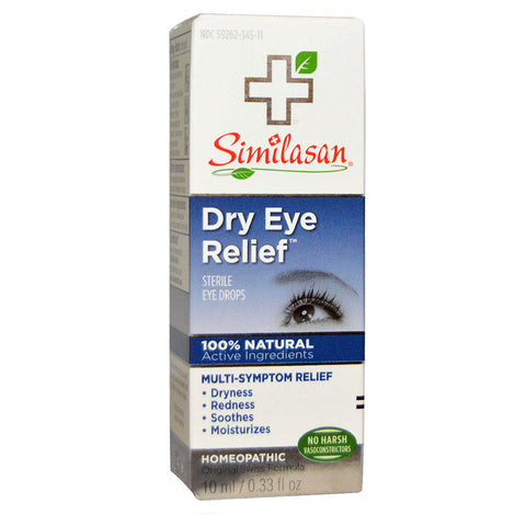 Similasan Dry Eye Relief 10ml