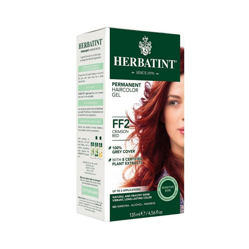 Herbatint Crimson Red FF2 135ml