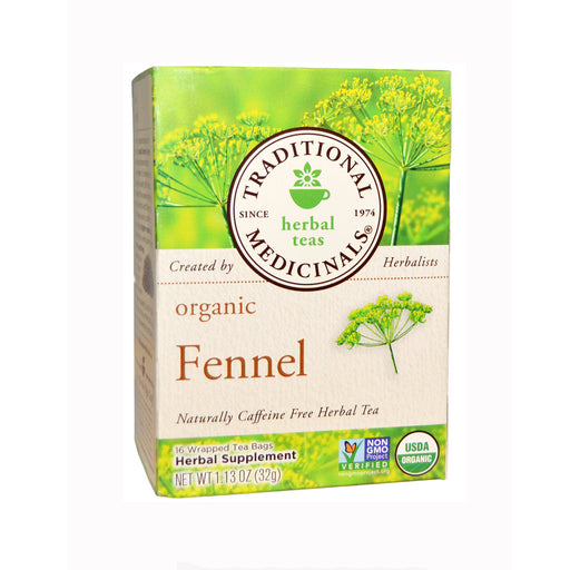 Traditional Medicinals Fennel Tea
