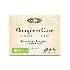 NEW!!! Flora Complete Care Probiotic 30 Vegi-Capsules