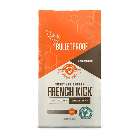 Bulletproof Coffee: French Kick Dark Roast 340g