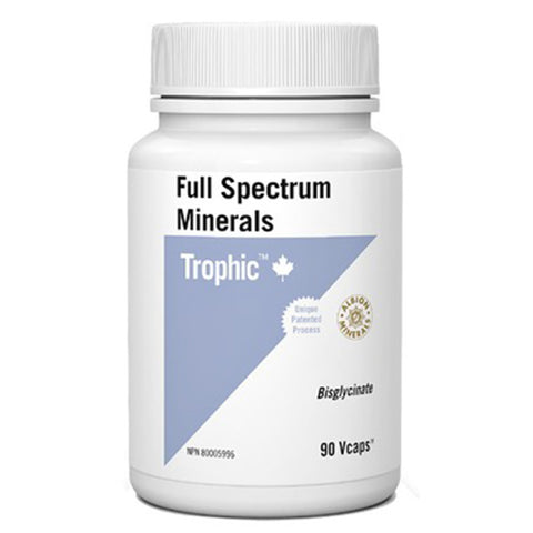 Trophic Full Spectrum Minerals 90 VCaps