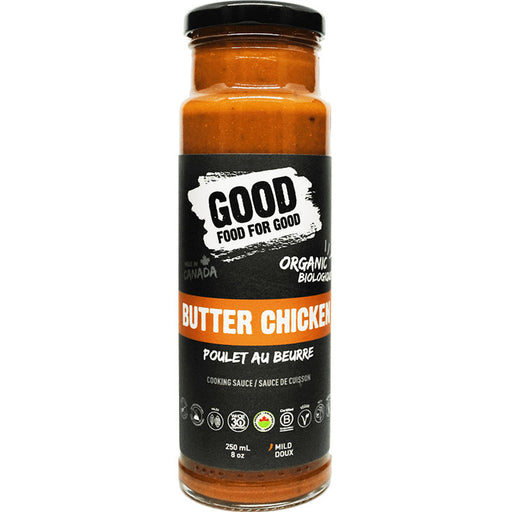 Good Food For Good Butter Chicken Sauce