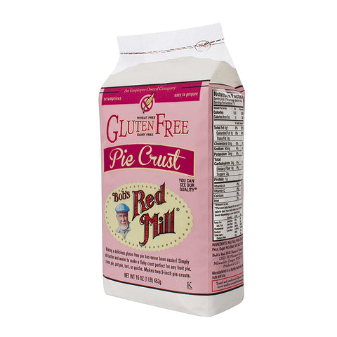 Bob's Red Mill Gluten Free Pie Crust Mix