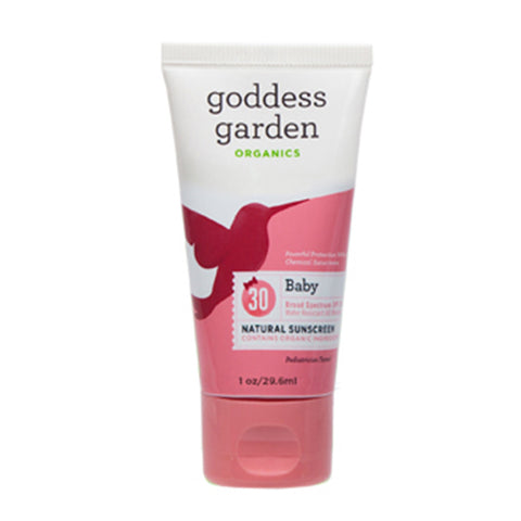 Goddess Garden Organics Baby Sunscreen 1 oz at the Natural Food Pantry