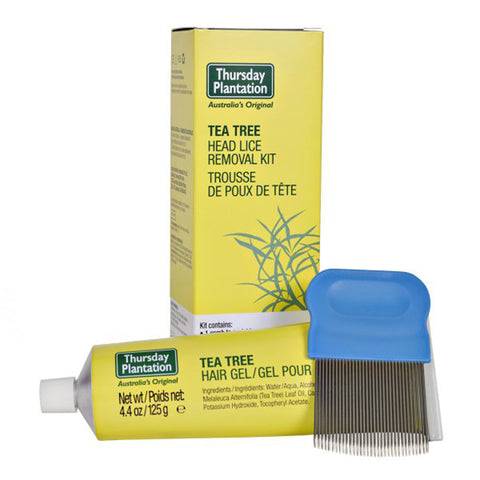 Thursday plantation Head Lice Kit At Natural Food Pantry