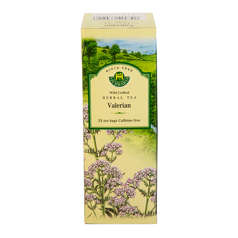 Herbaria Wild Crafted Tea Valerian