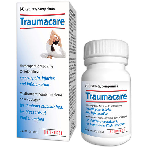 Homeocan Traumacare 60tabs Natural Food Pantry Online Store