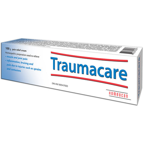 Homeocan Traumacare Cream 100g
