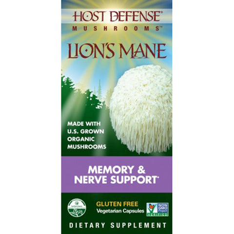 Host Defense Lion's Mane 30 caps