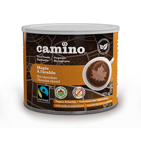 Camino Maple Hot Chocolate 275g at Natural Food Pantry