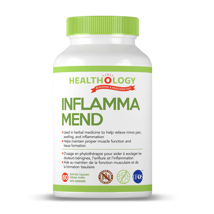Healthology Inflamma-mend 60's