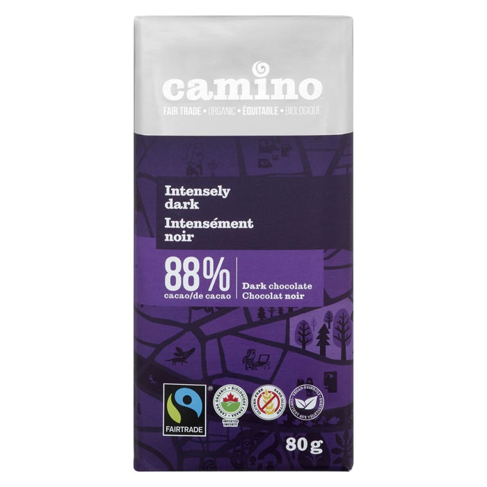 Camino Chocolate Bars 80g