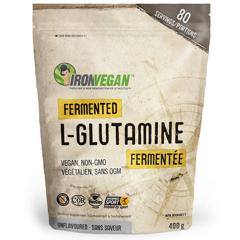 IronVegan Fermented Glutamine 400g