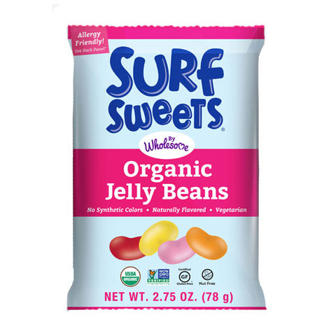 Surf Sweets Organic Jelly Beans 78g