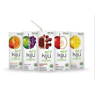 KIJU JUICES 4 X 200ML