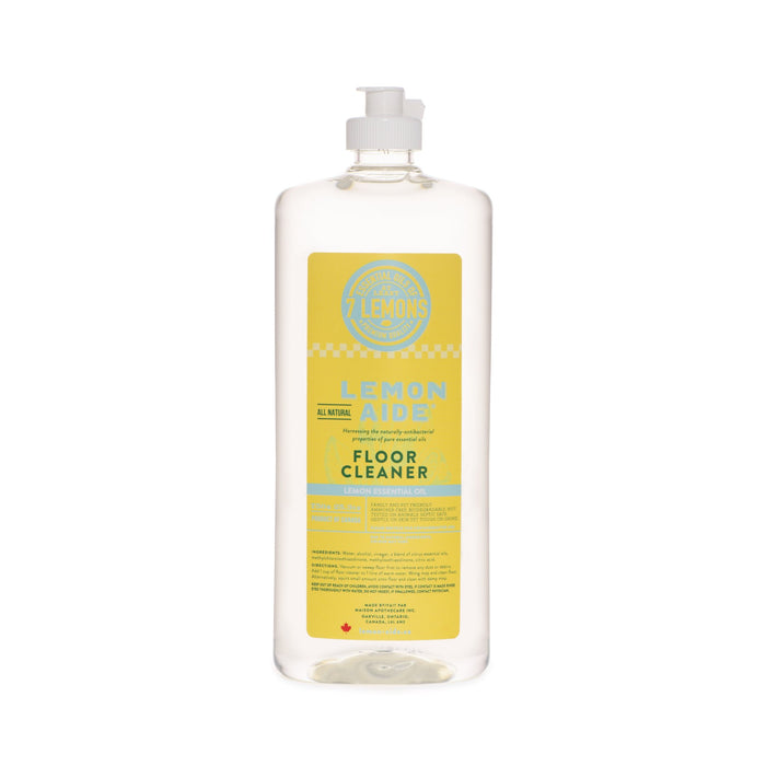 Lemon Aide Floor Cleaner 750ml