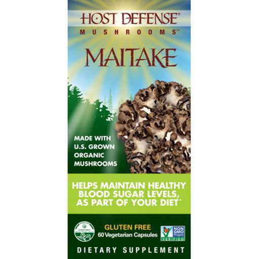 Host Defense Maitake 60 caps