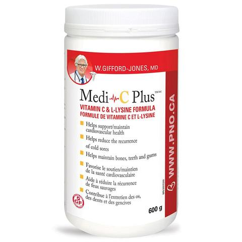 Medi-C Plus Powder 600g