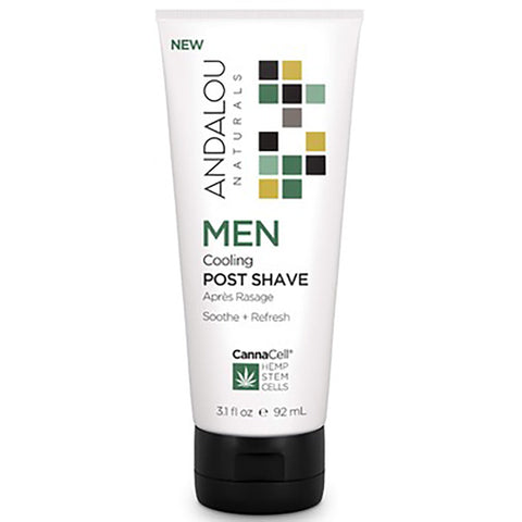 Andalou Naturals Men's Cooling Post Shave